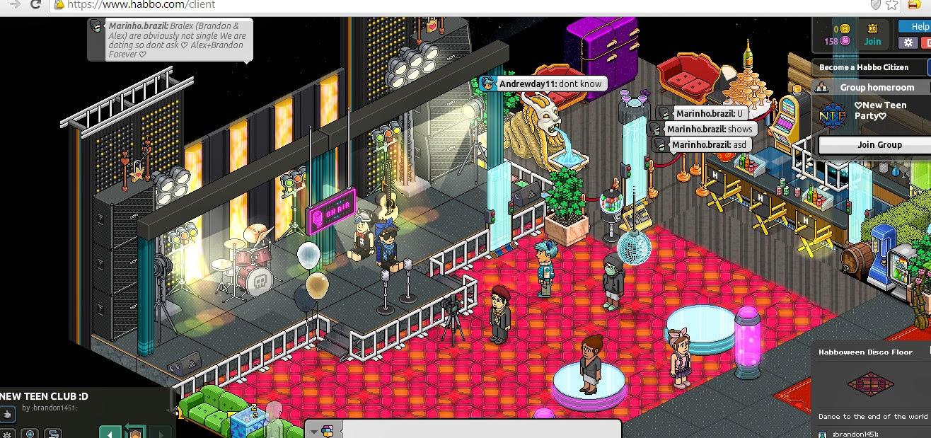 Entertainment premiuns 39 maio 2014 for Habbo entrar