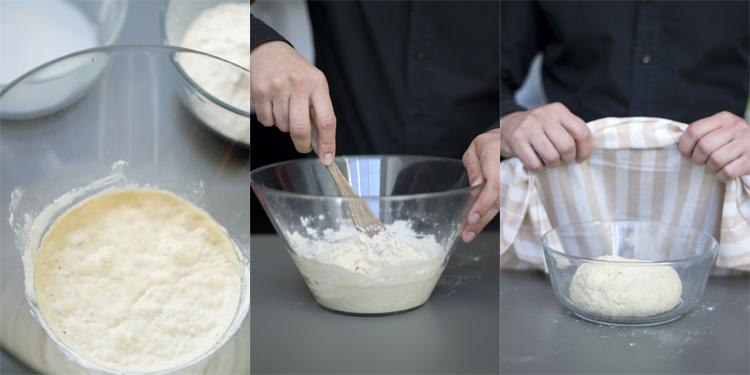 masa Baguettes [ ¿Cómo hacer pan en casa? ]