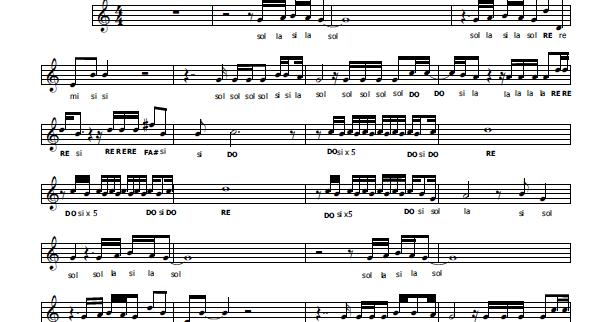 Musica e spartiti gratis per flauto dolce a natale puoi - Aggiungi un posto a tavola accordi ...