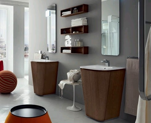 Baños Modernos de Diseño Versátil | Ideas para decorar, diseñar y ...