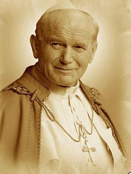 Blessed John Paul II (Karol Wojtyla)