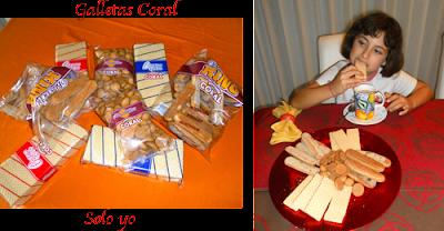 galltas coral, gastronomia, desayuno, bizcochos, blog soloyo
