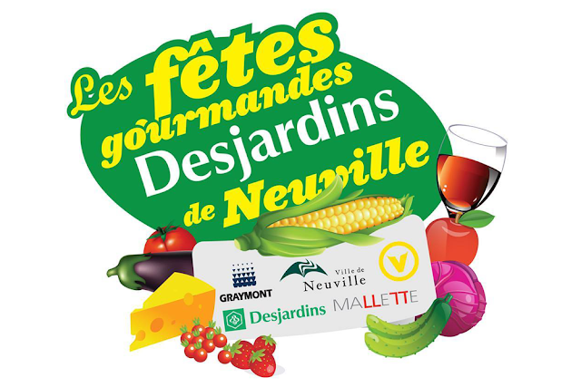 Les Fêtes Gourmandes Desjardins de Neuville 2015
