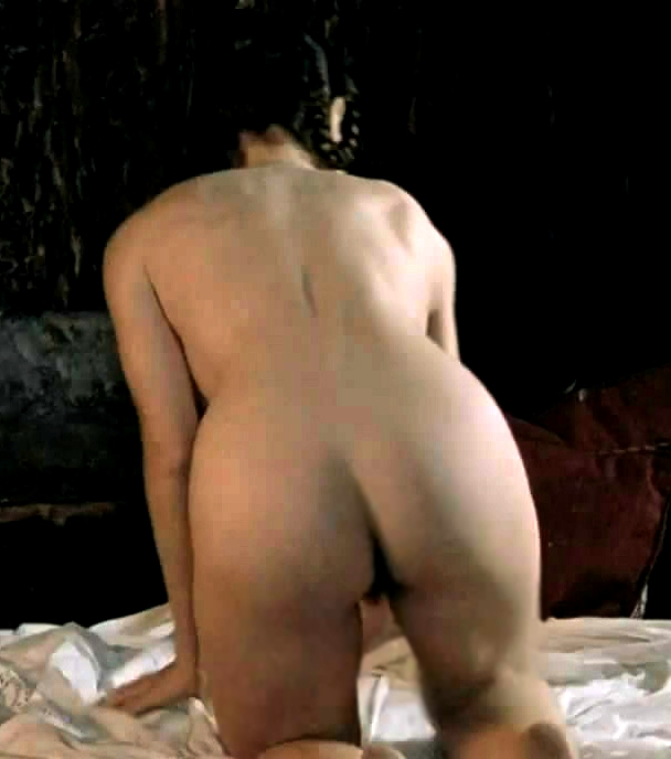 holly hunter naked