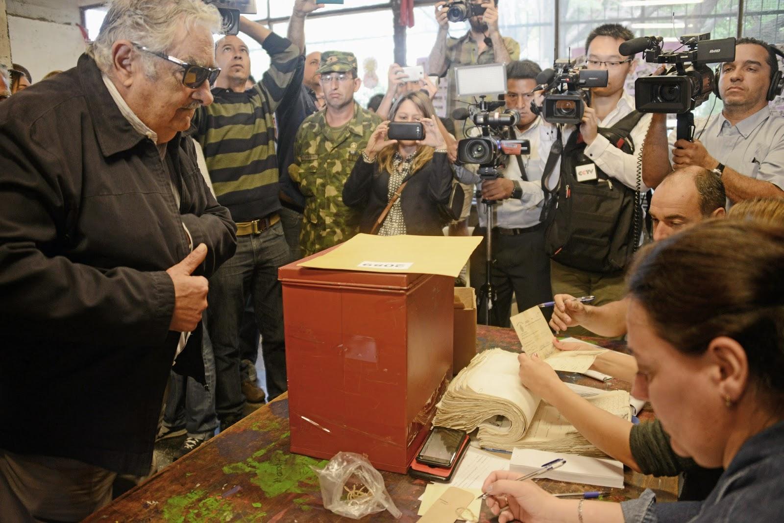 Mujica elecciones Uruguay