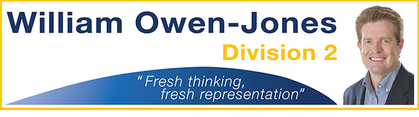 William Owen Jones - Candidate Div 2