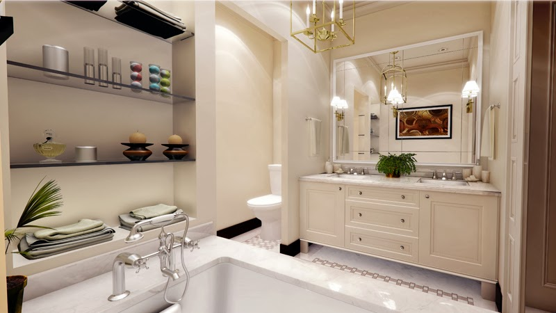 Basic Principles of Bathroom Design that Needs to be Incorporated | Home Decorating Ideas