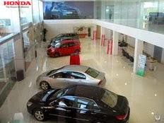 Alamat Dealer Mobil Honda Bandung