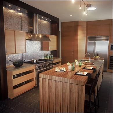 Asian style kitchen ideas room design inspirations for Asian kitchen design ideas