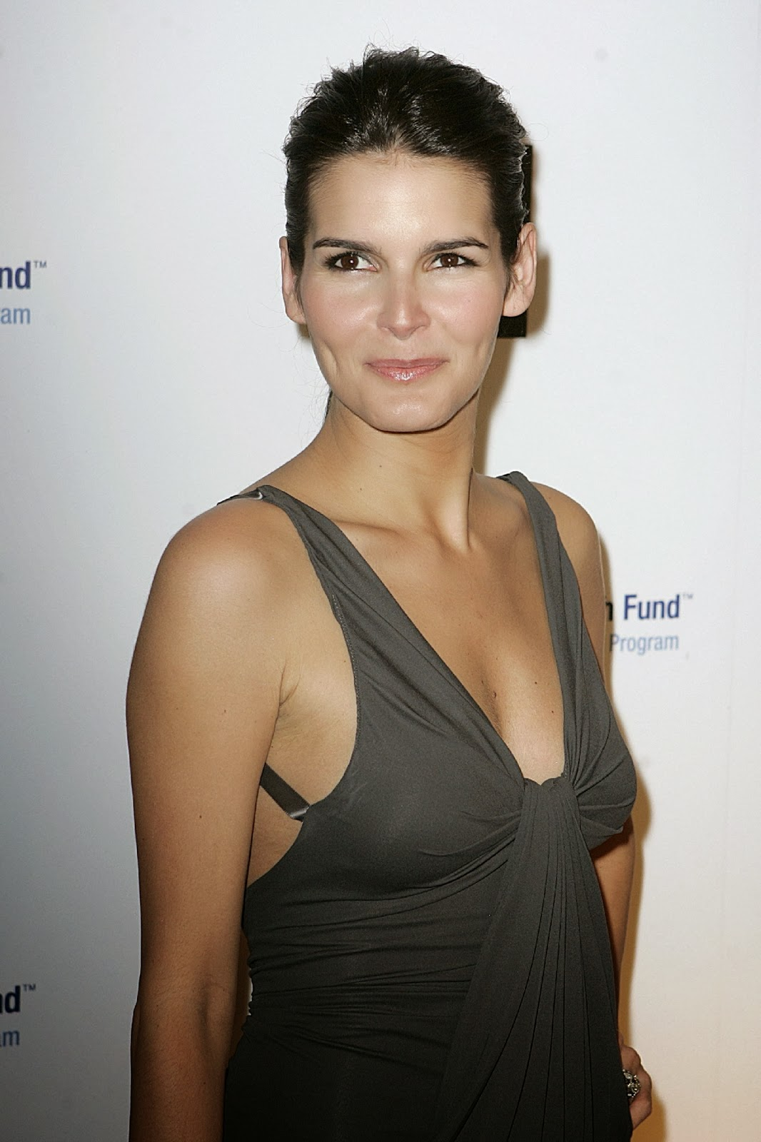 from Coleman angie harmon extremely hot