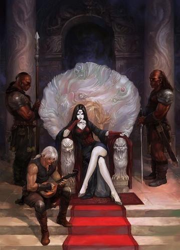 Eyllwe Throne Of Glass