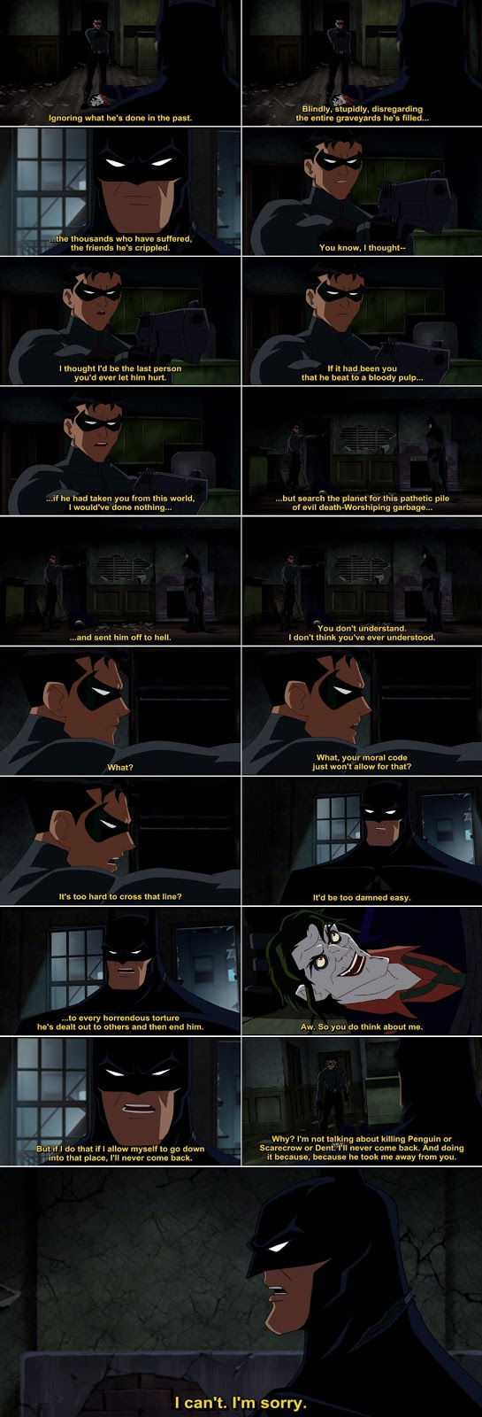 Batman Under the Red Hood Quote-3