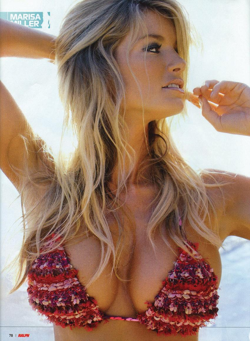 Marisa Miller Talks About Her Latest Shape Magazine Cover And Her ...