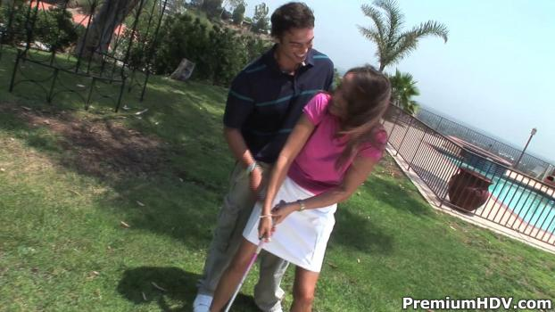 [FHD] PremiumHDV – Michelle Lay   Golf Practive Porn Videos, Porn clips and Hottest Porn Videos from Porn World