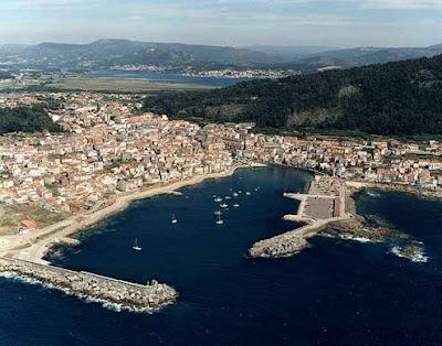 Vista general del Puerto de A Guarda #Pontevedratrip   Una invitación de lujo a las Terras de Pontevedra