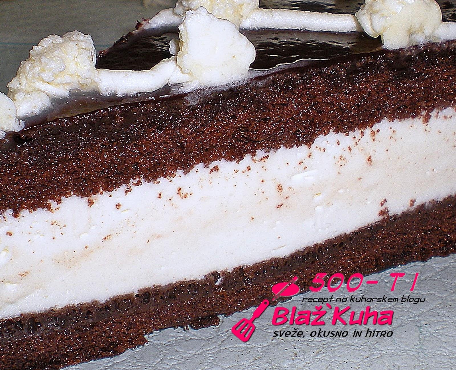 recept torta, recepti torta, biskvit za torto, čokoladni biskvit, kuharski blog, blaž kuha