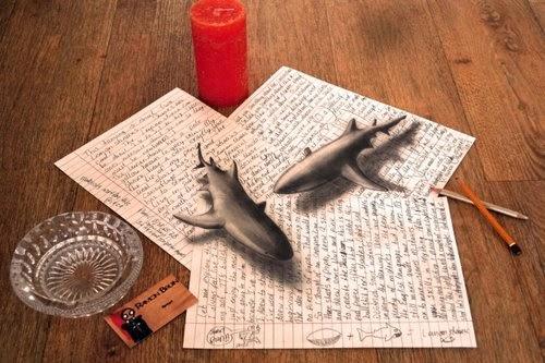 00 Book-of-Sharks-Optical-Illusionism-Ramon-Bruin-www-designstack-co