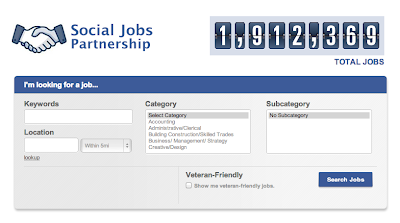 facebook social jobs partnership snapshot