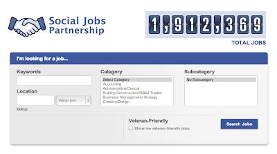 facebook social jobs partnership snapshot
