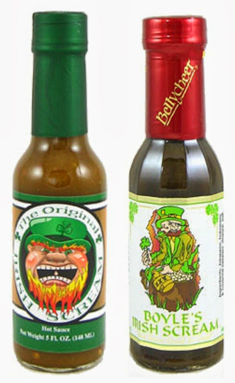 Irish hot sauce