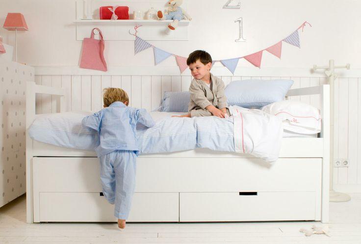 Garabotes blog habitaciones infantiles compartidas - Habitaciones infantiles compartidas ...