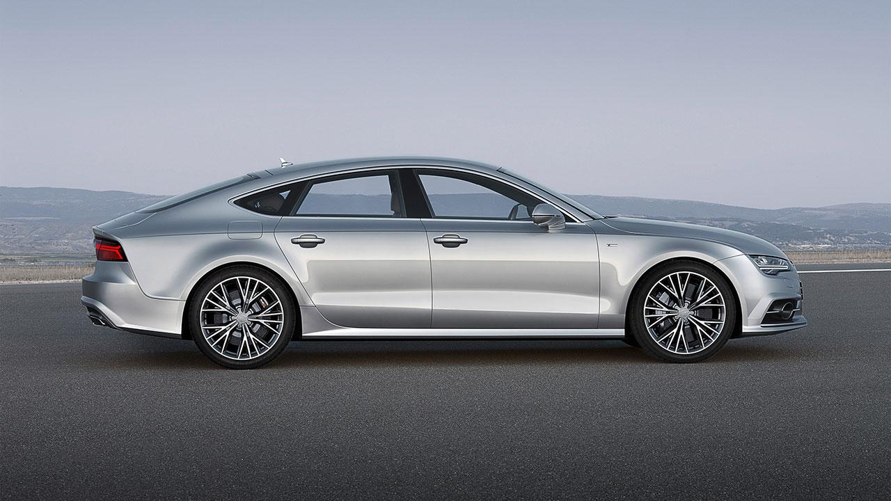 Audi A7 Sportback side