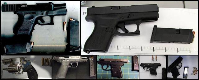 Loaded Firearms