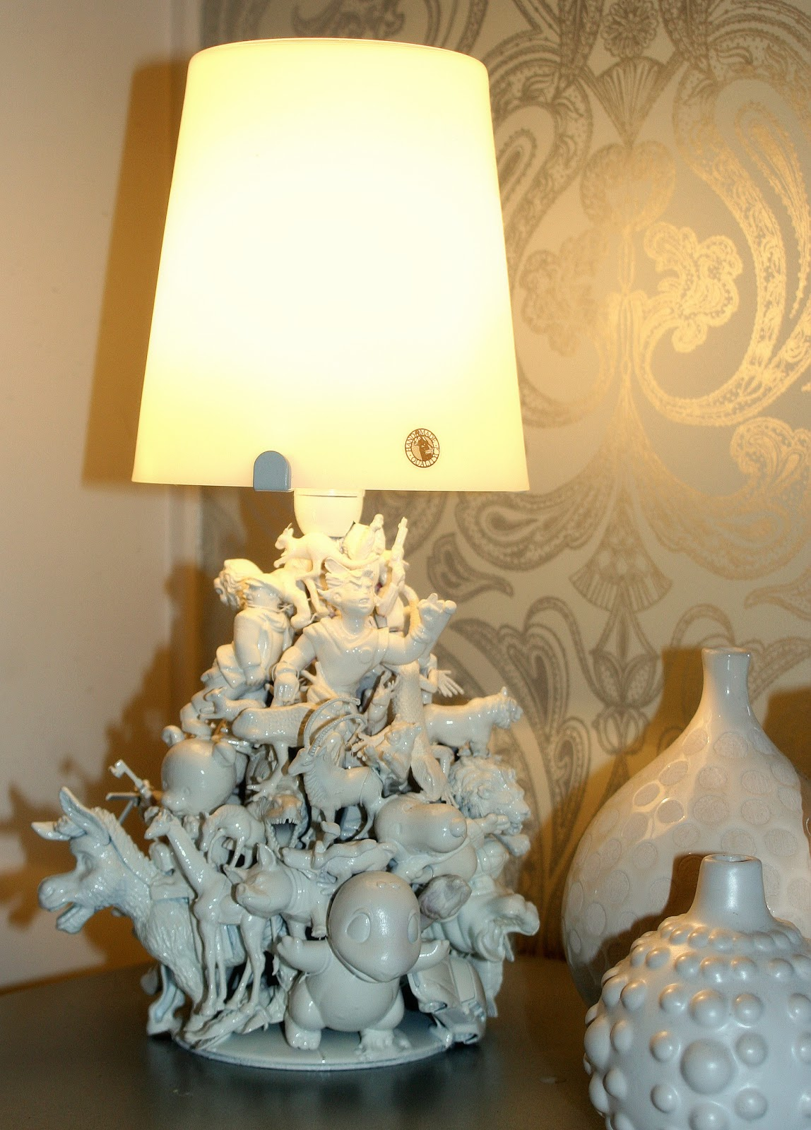 2800 dk: en lys idé eller hvordan jeg fik en ny lampe...