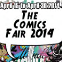 The Comics  Fair 2014