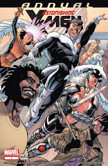 ASTONISHING X-MEN#1 ANNUAL