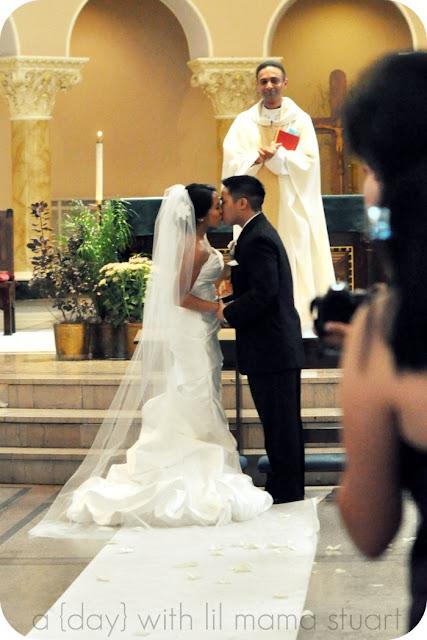 Downtown stuart wedding