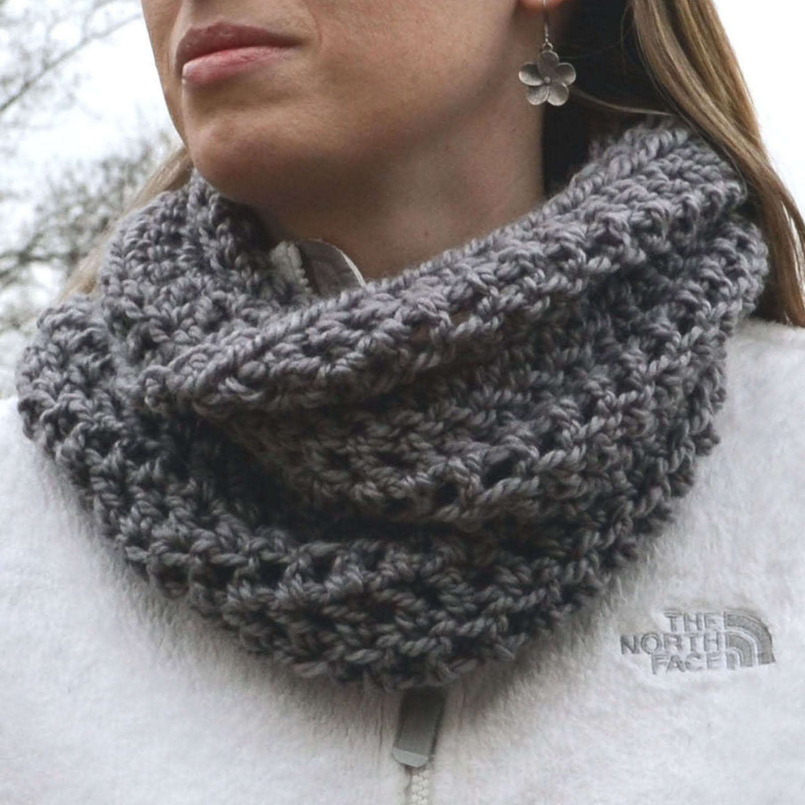 Free Crochet Patterns Cowls : Crochet in Color: Accidental Cowl