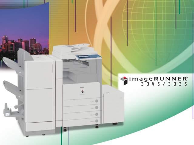 Fotocopy Canon IR3045