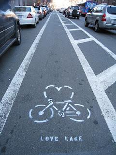 Oni też kochają rowery :-)