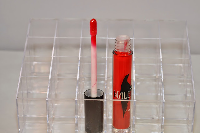 MAC Maleficent Anthurium Pro Longwear Lipglass