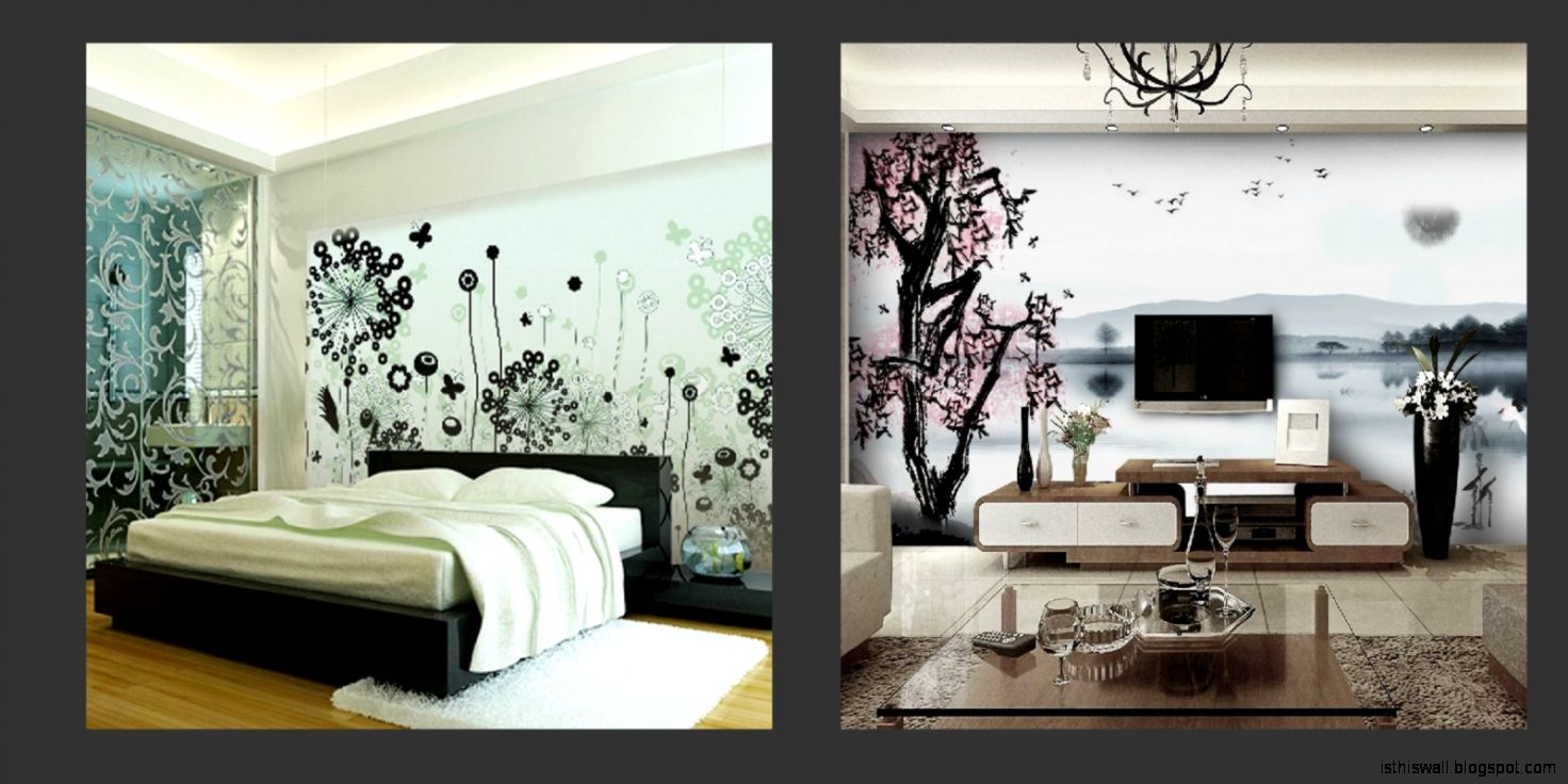 Design Your Own Wallpaper For Home