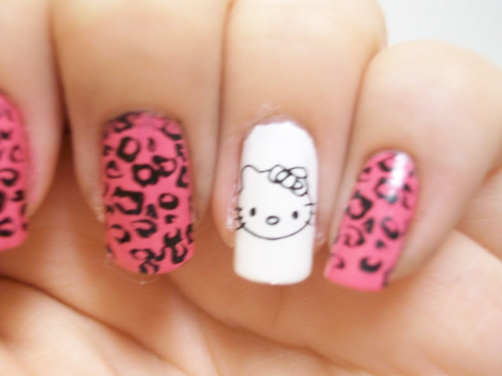 Stacey\'s Nails *: Hello Kitty