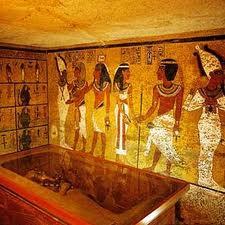 Makam Raja Tutankhamen