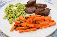 Sauteed Carrots with Thyme