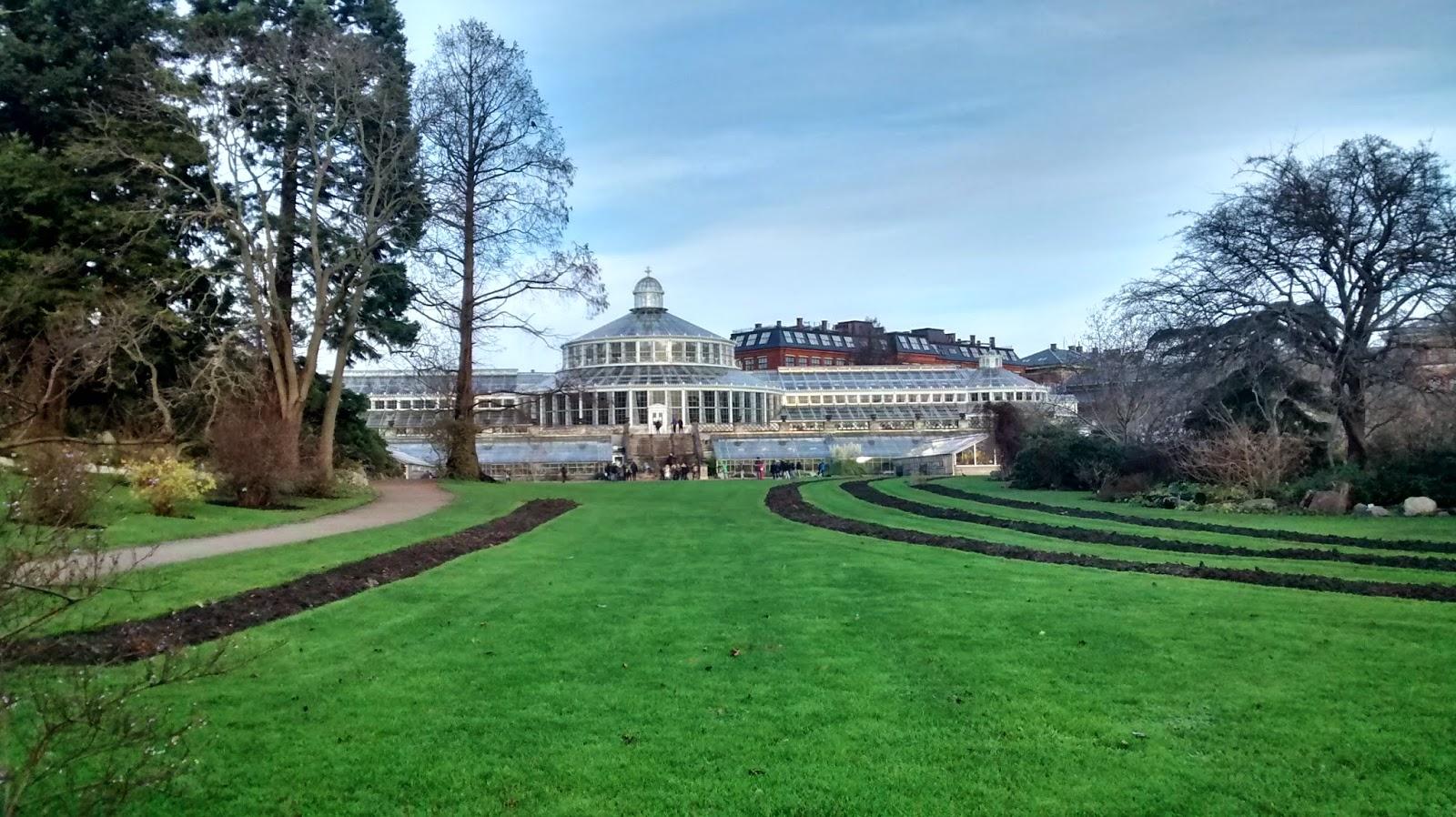 Jardim Botânico Copenhagen