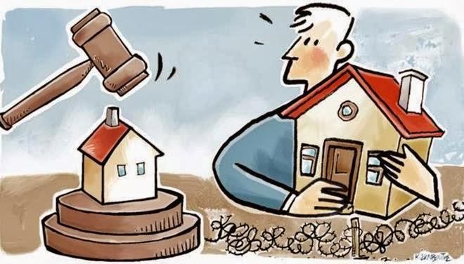 Νομικές όψεις αντίστασης – άμυνας σε κατάσχεση και πλειστηριασμό πρώτης κατοικίας  011