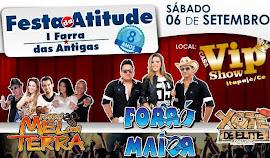 ANIVERSÁRIO DA RADIO ATITUDE FM