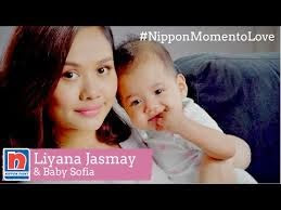 liyana and baby sofia