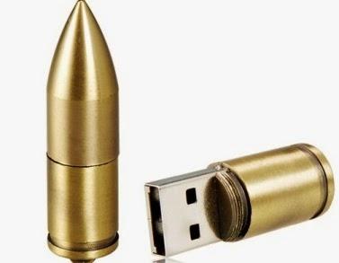 5 İlginç Tasarımlı USB Flash Bellek