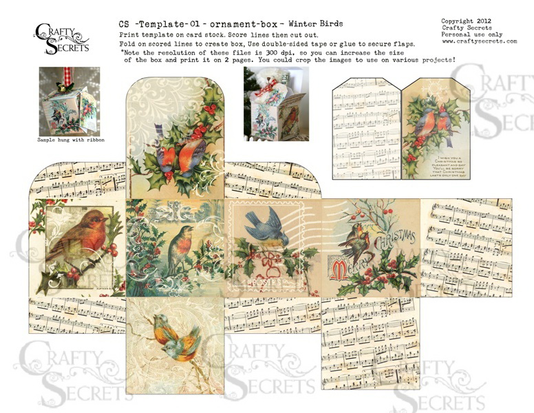 Crafty Secrets Heartwarming Vintage Ideas And Tips New