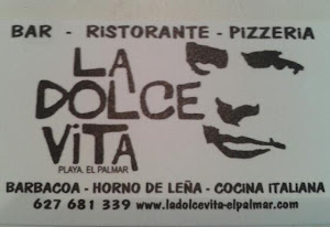 PATROCINADOR LA DOLCE VITA