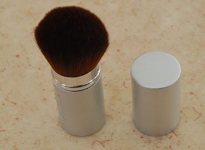 make up brush, make up borste, kabuki, ecotools