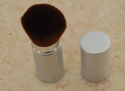 make up brush, make up borste, kabuki, ecotools