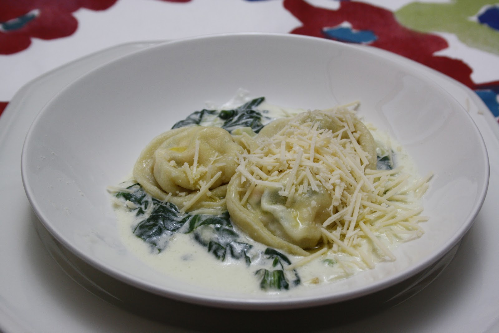 La cocina de maricarmen tortellinis de salm n y queso con - Cocinas maricarmen ...