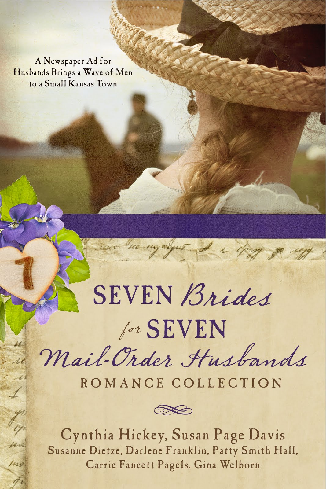 Seven Brides for Seven Mail Order Husbands